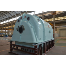 Small Steam Turbine Generator from QNP