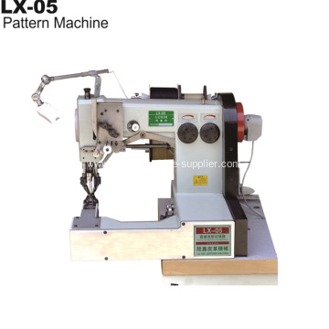 Shoe Pattern Stitching Machine