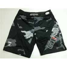 High Quality for Camo MMA Shorts Custom camo shorts spandex fight mma board shorts export to Angola Factories