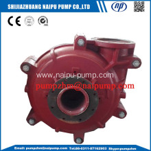 4inches inlet small slurry pump