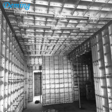 Professional Design for Aluminium Formwork 6061t6 Aluminium Construction Formwork System export to Zambia Manufacturers