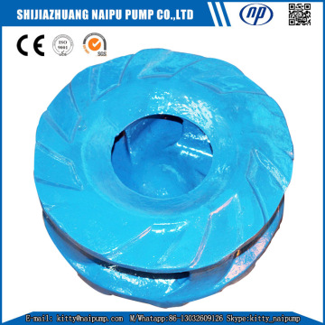 20 Years manufacturer for China Slurry Pump Metal Parts,Metal Slurry Pump Spare Parts,Wet End Parts For Slurry Pump Supplier F6147A05 Impeller for 8/6 E-AH Slurry Pump supply to United States Importers