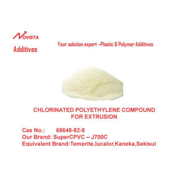 Chlorinated Polyvinyl Chloride Compounds for Extrusion
