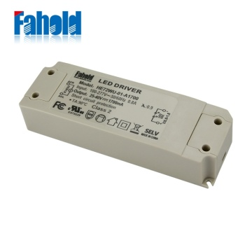60W Haus Beleuchtung High Efficiency LED Driver