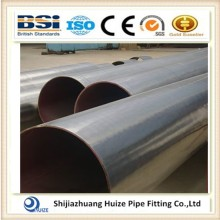 Black coating carbon steel pipe