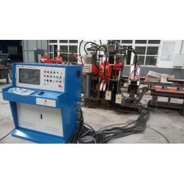 CNC angle machine for transmission tower