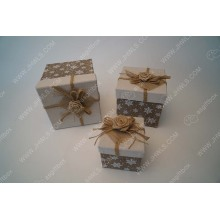 Wholesale jewelry gift packing case sets