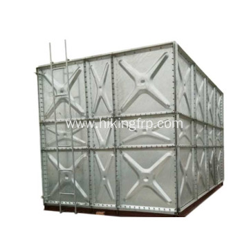 Galvanzied Assembly Water Storage Tank
