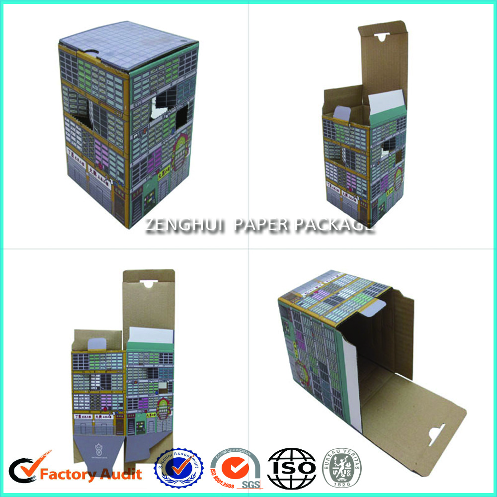 Customized Logo Carton Boxes