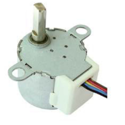 24mm 2phase 4wires 24byj28 stepping motor