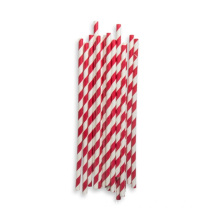Christmas paper straws wholesale