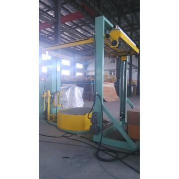 Advanced Horizontal Pallet Strapping Machine