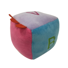 Plush Soft Toy Dice-Alphabet