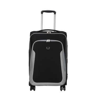 Softside Luggage Internal Trolley System