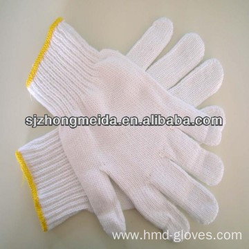 seamless/knitted glove working safety /high-quality working