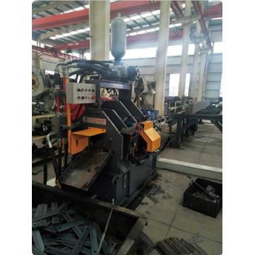 CNC Band Steel Punching & Shearing Machine