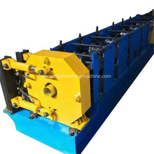 Rain Water Steel Down Pipe Roll Forming Machine