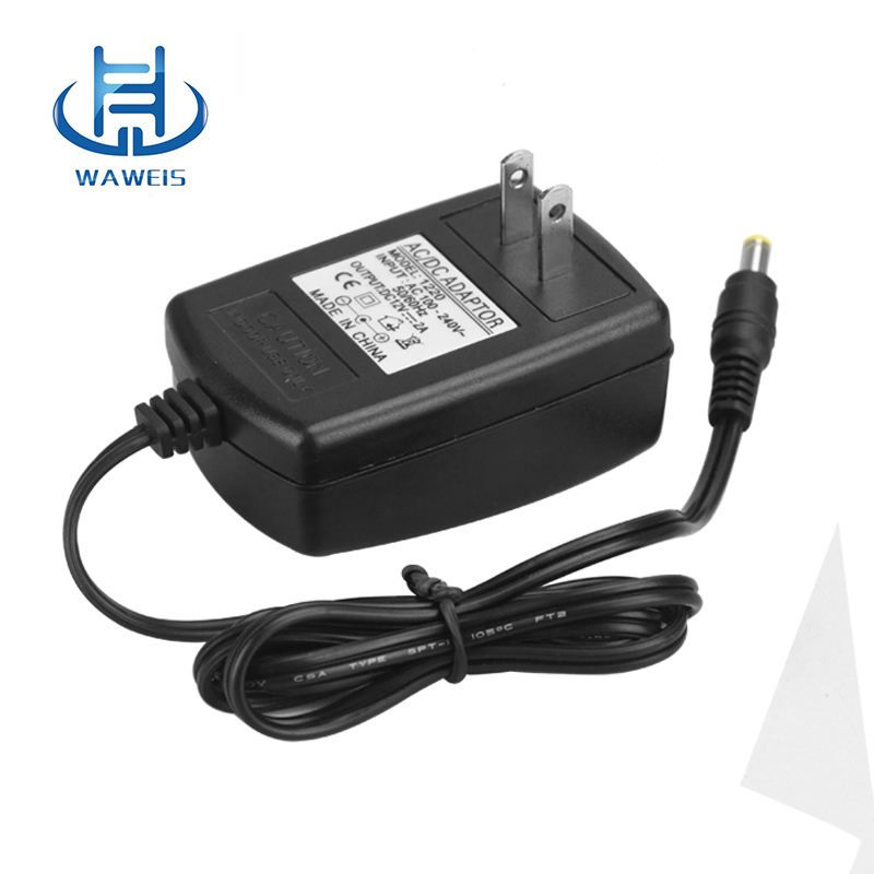 AC DC Power Adapter 12V 2A CCTV