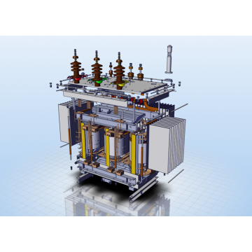 2500kVA 15kV Oil Immersed Distribution Transformer