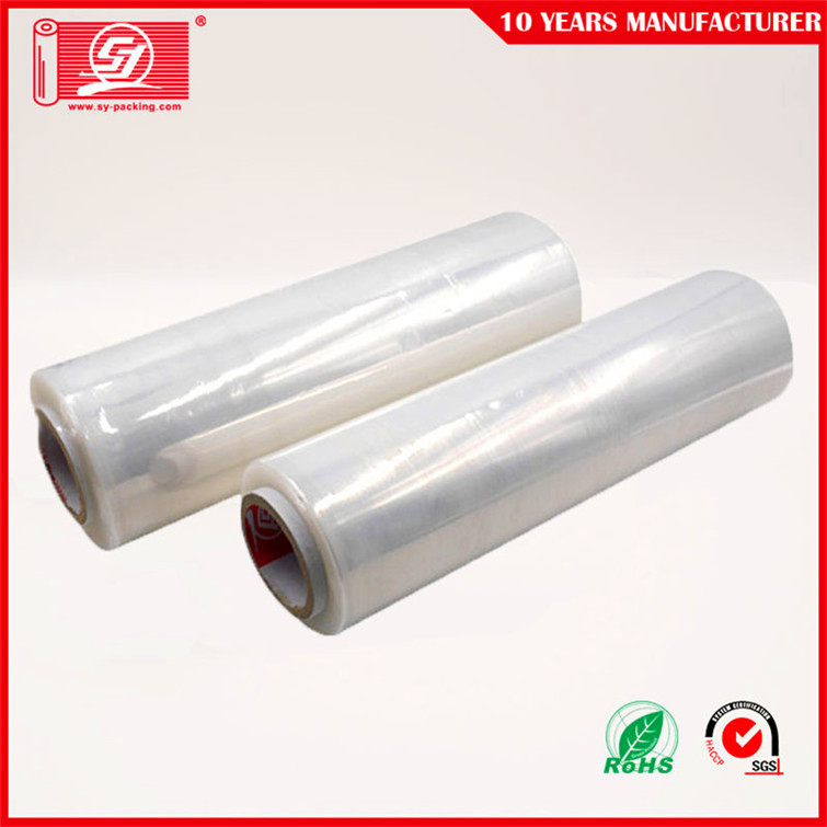 Pallet Shrink Wrap PE Film Transparent Stretch Film