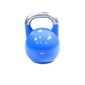Plastic Coated Iron Kettlebells