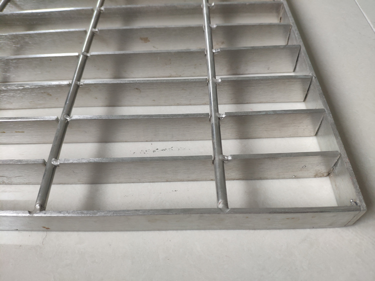 Stainless Steel Entrance Grating