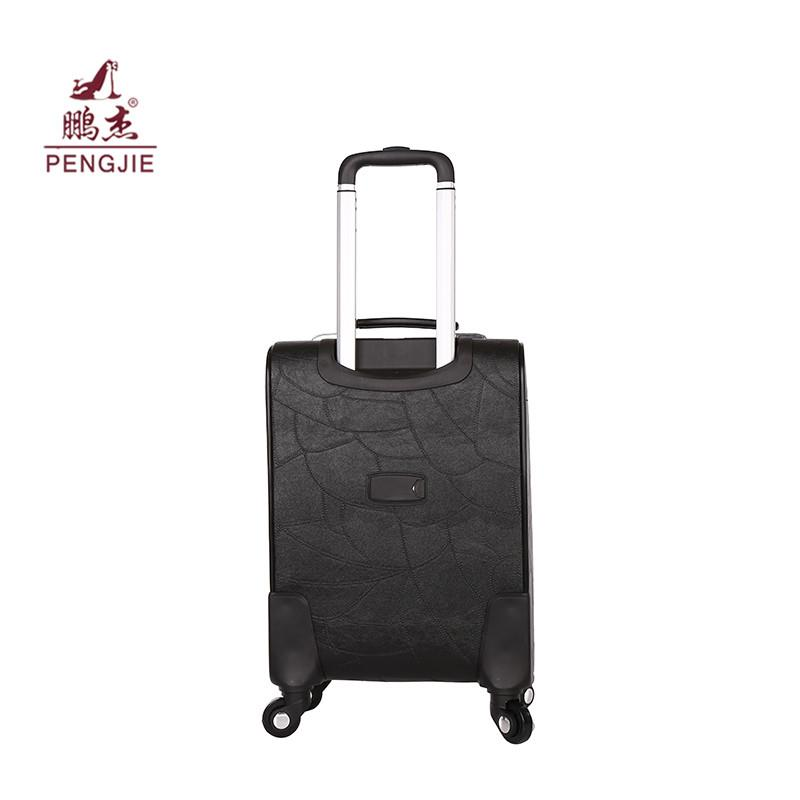 spinner wheels luggage trolley