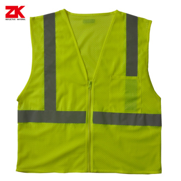 100% polyester mesh safety clothes