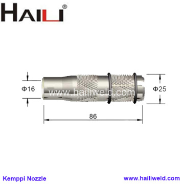 Kemppi Nozzle 4255530 for PMT 30 MMT 30