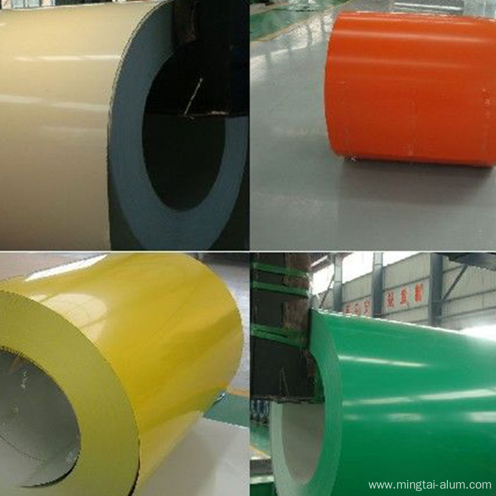 3003 Color Coated Prepainted Aluminum Coil Factory Price export to Vietnam