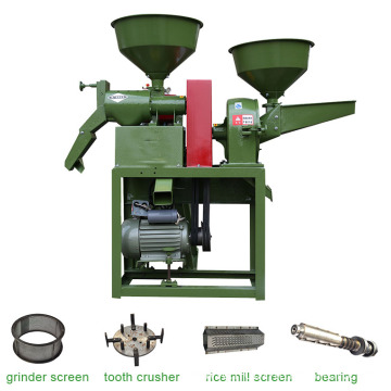 China Manufacturer for Rice Mill Machine Mini Rice Mill Sale In Singapore supply to South Korea Exporter