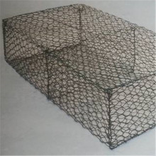 Good Quality for Hexagonal Mesh Gabion Box Galvanized Reno Mattress PVC Coated Gabion Mattress export to Cameroon Supplier