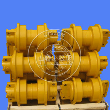 shantui SD22 bulldozer double flange track roller assy 155-30-00118