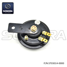 Best Price for for Baotian Scooter Horn Horn Type0000 Spare Part (P/N: ST03014-0000) Top Quality supply to Spain Supplier