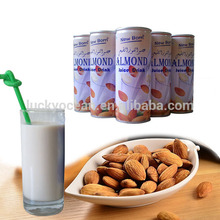 plant protein drink aprieot seed drink for supermarket
