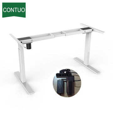 China Top 10 for Adjustable Table Height Standing Computer Adjustable Home Office Desk India export to Cayman Islands Factory