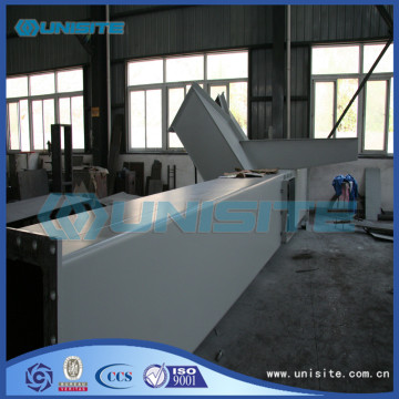Steel welded Chute Flaps