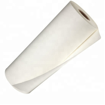 0.1mm PTFE Coated White Fabric