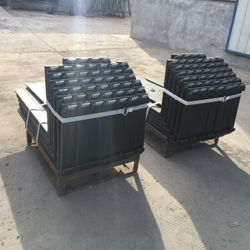 China manufacture forklift fork sleeve with low price