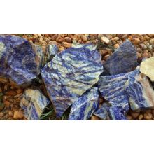 Europe style for for Semi Precious Stones Rough Blue sodalite small block supply to Italy Manufacturer
