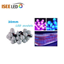 DMX 30mm SMD5050 RGB Led Pixel Disco Lights