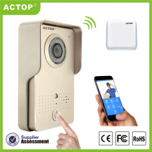 Smart wifi enabled video doorbell system