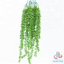 Artificial Green Peanut Hanging Leaves