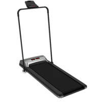 Customized for Home Motorized Treadmill 0.75HP Mini walking treadmill with handrail export to South Africa Importers