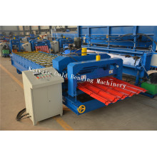 House Decorative Metal Roof Tile Forming Machine