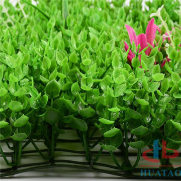 Evergreen Plants Grass Wall Artificial Vertical Green Wall