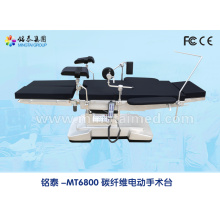 Mingtai MT6800 carbon fiber electro operating table