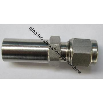 Metal Tube Weld Ferrule Connector