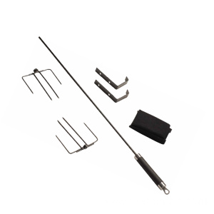 BBQ Rotating automatic fork