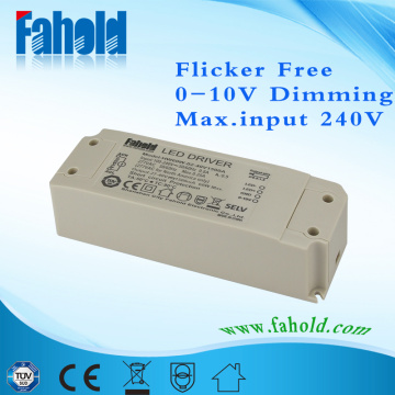 0-10V dimming 60w led power driver/led power supply